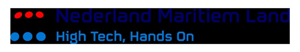 Logo Nederland Maritiem Land High Tech Hands On RGB M - Homepage Bureau Tekstwaarde